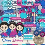 Glittery Birthday