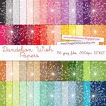 Dandelion Wish Papers