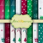 Simply Christmas Papers