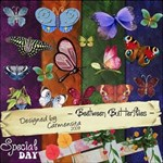 Carmensita Kit XVII - Beetween Butterflies
