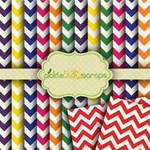 Bold Chevron Papers