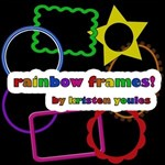 Rainbow Frames (Over 50 Frames!!)