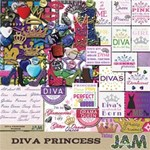 Diva Princess - Full Kit + Alpha
