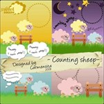 Carmensita Kit XX - Counting sheep