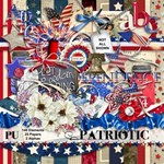 Patriotic ~ 4th July ~ Independence+ 2 Alphas
