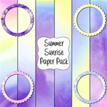 Summer Sunrise Paper Pack