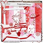 Peppermint Kisses