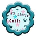 my little cutie button