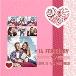 Valentine s Day ,Love theme