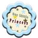 our little princess button