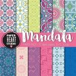 Spring Mandala Paper Pack
