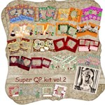 Super QP kit~ Added more pages on 9-25