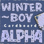 winter Boy cardboard alpha add on