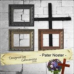 Carmensita Kit - Pater noster (prayer includes)
