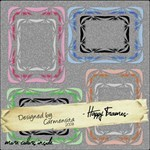Carmensita Kit - Happy frames