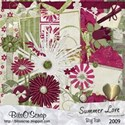 Summer Love-BitsO Scrap