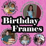Birthday Quote Frames