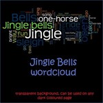 Jingle Bells Wordart