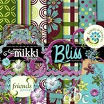 Bliss by Mikki +10pages+alpha
