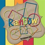 Into the rainbow with 5 complete alphabets